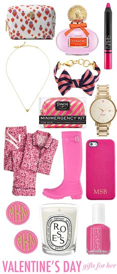 Moon and Lola spotted on the College Prepster's Valentine's day picks!