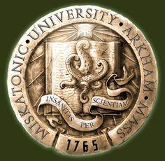 Emblem for Miskatonic University