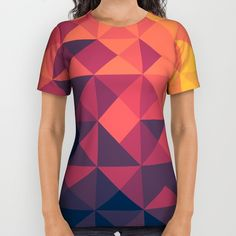 Infinity Twilight All Over Print Shirts