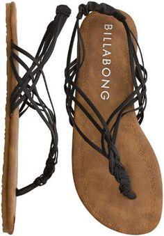 BILLABONG WOVEN IN TIME SANDAL  Womens  Footwear  View All Footwear | Swell.com