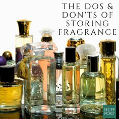 How to properly store your fragrances