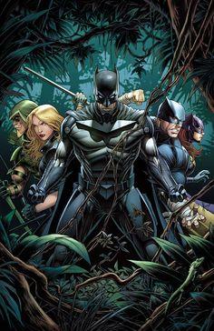 DC Justice League Injustice Universe