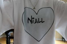 "Niall sweater. ♡ ""And all the girl's say I want I want I want but that's crazy..."""