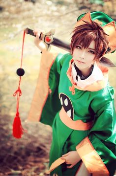 YASU(yasu) Syaoran Li Cosplay Photo - WorldCosplay