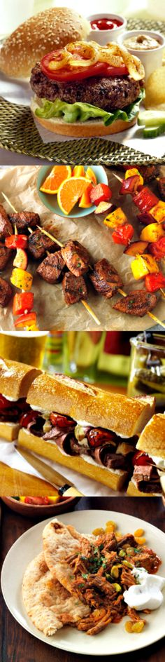13 Amazingly Delicious Things You Can Do With Beef | via @beeffordinner | http://bzfd.it/TYsV8H
