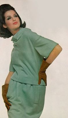 Veronica Hamel 1965 photographed by Bert Stern. 1969 Fashion, 60s And 70s Fashion, Vintage Fashion, Women's Fashion, Veronica Hamel, Jennifer O'neill, Jean Shrimpton, Vintage Glam, Vintage Style