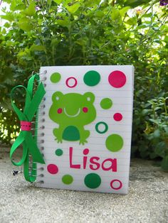 So cute for back to school & fun with your cricut!