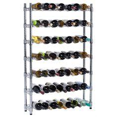 Epicurean 7 Wine Storage System (Holds 91 Bottles) - Wine Branch