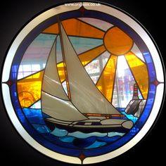 art deco yacht