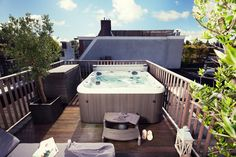 Home - Website Mini Pool, Apartment Balcony Decorating, Apartment Balconies, Rooftop Garden, Rooftop Terrace, Jacuzzi, Spas, Amsterdam, House Extensions