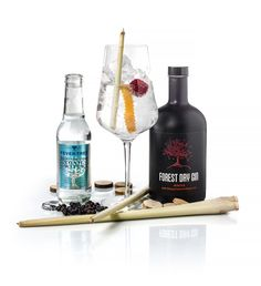 "Forest Dry Gin "" Winter """