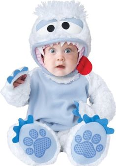 [HALLOWEEN] InCharacter Baby's Abominable Snowbaby Costume - $29.50 with FREE SHIPING WORLDWIDE! 2 DAYS for ALL USA DELIVERY!!! visit our site ->>> http://HALLOWEEN-CLOTHES.CF