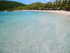 Virgin Gorda, BVI on a chartered yaught - a life like no other