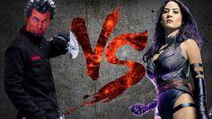 АЗАЗЕЛЬ против ПСАЙЛОК   AZAZEL vs PSYLOCKE [CT Fight Club   Marvel]