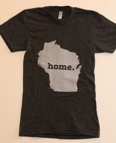 I may live in California, but Wisconsin is always home :)