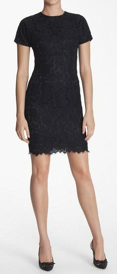 Black Lace Dress Lo quiero plis!