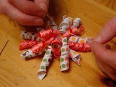 Holy Craft: Korker hair ribbons