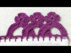 Crochet Videos, Crochet Earrings, Crochet Patterns, Kawaii, Stitch, Christmas Ornaments, Crafts, Vintage Crochet Patterns, Crochet Fruit