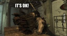 Oh Skyrim...