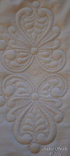 Andrea Stracke Machine Quilting Patterns, Quilting Templates, Quilt Patterns, Quilting Ideas, Quilting Stencils, Quilting Rulers, Longarm Quilting, Free Motion Quilting, Hand Quilting