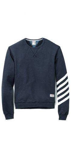 S&H Athletics Rice Sweatshirt | EAST DANE