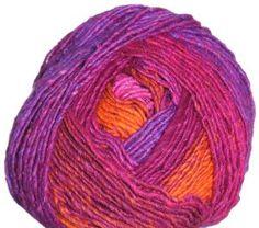 Noro Karuta Yarn - 10 Hot Pink, Purple, Orange $19.95