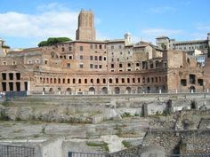 The Domus Aurea was a large palace built by the Roman emperor Nero after the fire that devastated Rome in 64 was designed as a place of entertainment, as shown by the presence of 300 rooms without any sleeping quarter. Nero's own palace remained on the Quirinal Hill. No kitchens or latrines have been discovered.