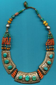 From Tibet Turquoise,Corral