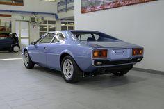 1976 Ferrari 208 GT4 'Dino' - Silverstone Auctions