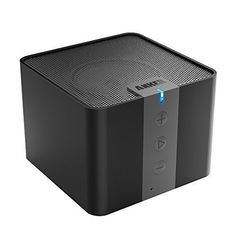 Anker Classic Portable Wireless Bluetooth Speaker, Powerful Sound with Enhanced Bass, 20 Hour Battery Life, and Built-in Mic, works with iPhone, iPad,Nexus, Laptops and More (Black)
