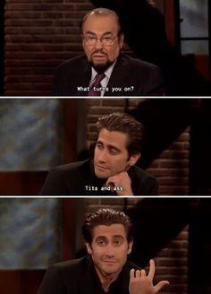 21 Times Jake Gyllenhaal Was A Lovable Little Shit