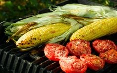 Great vegetarian BBQ recipe ideas when entertaining outdoors!