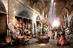 بازار بزرگ اردبیل | سایت گردشگری اردبیل Iran Traveling Center irantravelingcent... #iran #travel #traveltoiran
