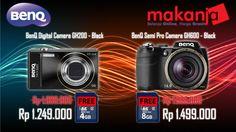 Kamera Digital BenQ harga 1,5 juta-an, FREE SDH Card  Klik-> http://makanja.com/21-kamera