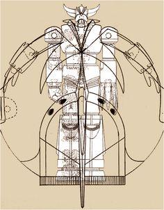 "[Aggiornamento] Bandai: Ufo Grendizer ""DX Soul of Chogokin"" - Gokin.it by MetalRobot Robot Cartoon, Robot Art, Robots, Super Robot, Animation, The Guardian, Manga Anime, Artwork, Character Design"