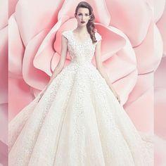Michael Cinco_Spring Summer 2016 Bridal Collection_BellaNaija Weddings 2015_1