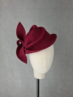 MBM2302 – Millinery By Mel All Design, Hat, Creative, Chip Hat, Hats, Hipster Hat