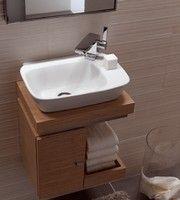 Silk Handwaschbecken - Innenmaß BxT 400mm x 295mm