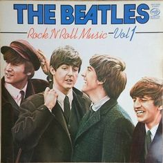 The Beatles - Rock 'N' Roll Music Vol. 1: buy LP, Comp, RE at Discogs