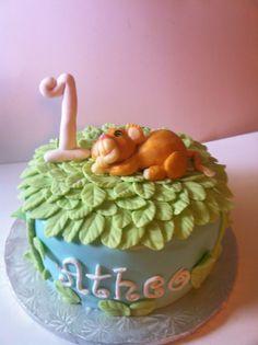 Baby lion king cake by Sweet Treatz Cake Pops Lion King Baby, Lion King Cakes, Cake Stuff, Cake Pops, Cookies, Sweet, Desserts, Food, Crack Crackers
