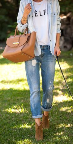 Weekend Casual Inspiration Outfit