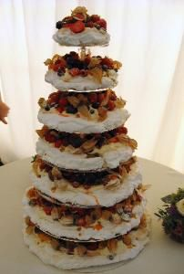 ... wedding cakes on Pinterest | Pavlova, Wedding cakes and Pavlova Cake