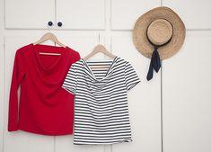 Cowl Neck Dress Adventures - Sew Over It Pdf Sewing Patterns, Dress Patterns, Sew Over It, Cowl Neck Dress, Lisa, Blouses, Inspiration, Tops, Dresses