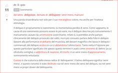 Deliquio: parola del giorno sul sito Unaparolaalgiorno.it http://unaparolaalgiorno.it/significato/D/deliquio