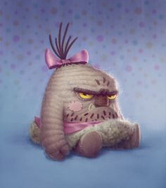 Character design job I did for the guys at Milford Animation a couple of months… Cartoon Monsters, Cute Monsters, Little Monsters, Monster Dolls, Monster Art, Sock Monster, Cute Monster Illustration, Illustration Art, Cute Creatures