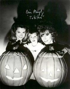 Bewitched vintage photo . I went Jr high and high school with Erin Murphy - Pat