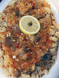 Pork paprikash Tasty with a little heat Serbian Recipes, Hungarian Recipes, Serbian Food, Beer Recipes, Pork Recipes, Pork Dishes, Pasta Dishes, Pork Stew, Pork Meat