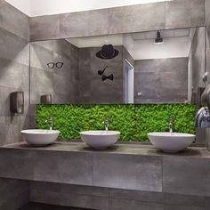 22 отметок «Нравится», 1 комментариев — Вертикальное Озеленение. (@garden_pro) в Instagram: «Идея для озеленения уборной ресторана Хотите удивить своих посетителей? Тогда обращайтесь к нам…»
