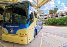 Disney has a huge transportation fleet, which makes getting around Walt Disney World easy if you follow these tips!