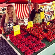 #Suomi  I have never tasted sweeter strawberries anywhere.  What a treat!